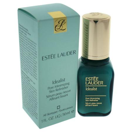 Idealist Pore Minimizing Skin Refinisher by Estee Lauder for Unisex - 1 oz Serum (Estee Lauder Pore Minimizer)