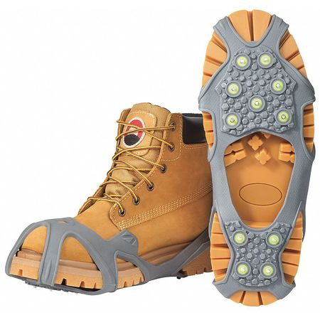 WINTER WALKING JD350-M Ice Cleat,Size M,Unisex G6389026