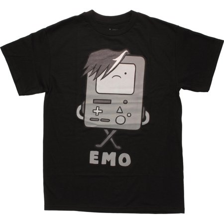 Adventure Time BMO EMO T-Shirt