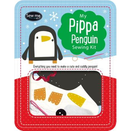 Sewing Bee My Pippa Penguin Sewing Kit (Kit Penguin)