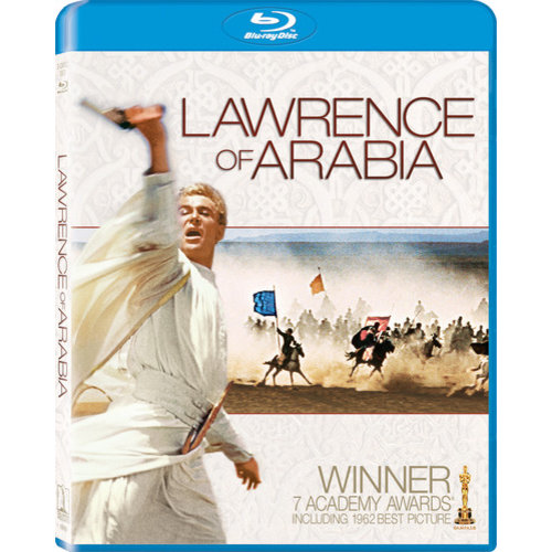 Lawrence Of Arabia (Restored Version) (Blu-ray) (Widescreen)