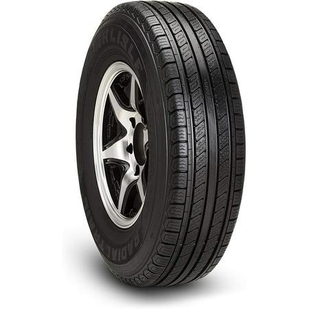 Carlisle Radial Trail HD Trailer Tire - ST205/75R14 LRD/8ply