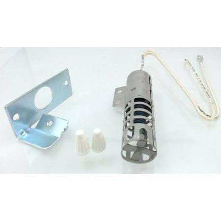 Split Oven Gas Range (Gas Range Oven Igniter for WB2X9154, WB13K3, WB13K4, 4342528,)