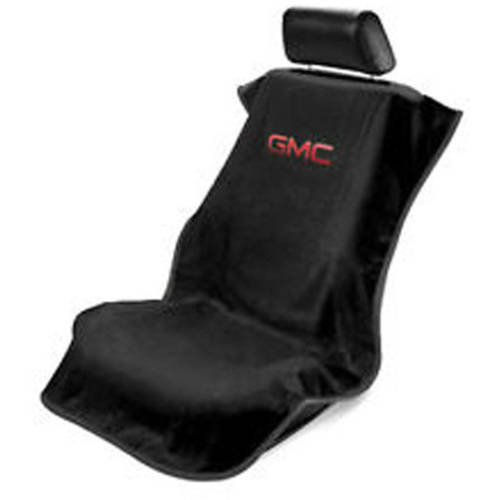 SeatArmour GMC Black Seat Armour