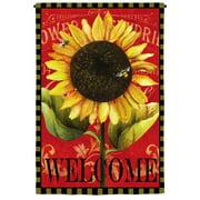 Evergreen Enterprises, Inc Sun Flower Garden Flag