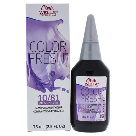 Color Fresh Semi-Permanent Color - 10 81 Lightest Blonde-Pearl