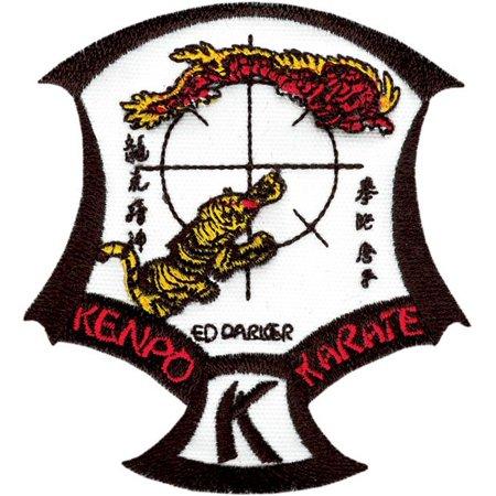 IKKA Crest Patch LARGE Kenpo Karate Patch