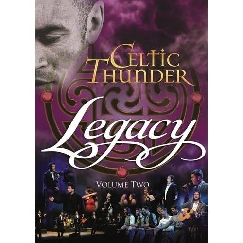 Celtic Thunder: Legacy Vol.2 (Music DVD) by Sony Music