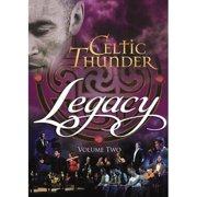 Celtic Thunder: Legacy Vol.2 (Music DVD) by Sony Music