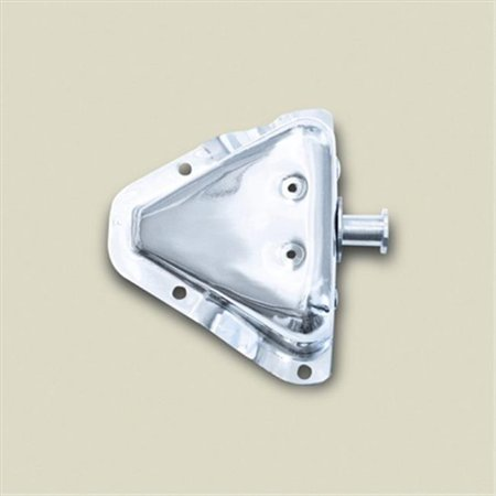 Rugged Ridge 11810.03 Door Latch Bracket, Stainless Steel, Left, 81-95 Jeep CJ And YJ Models - image 1 of 1