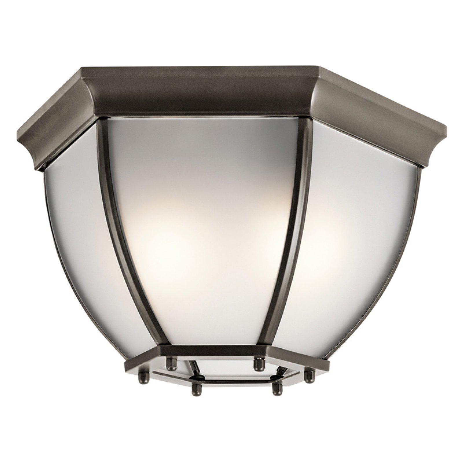 Kichler 9886 Outdoor Flush Mount Light