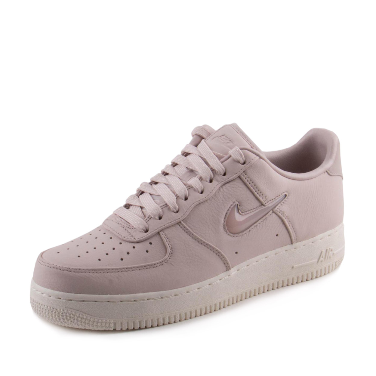 "Nike Mens Air Force 1 Retro PRM ""Jewel Pack"" Silt Red/Sai..."