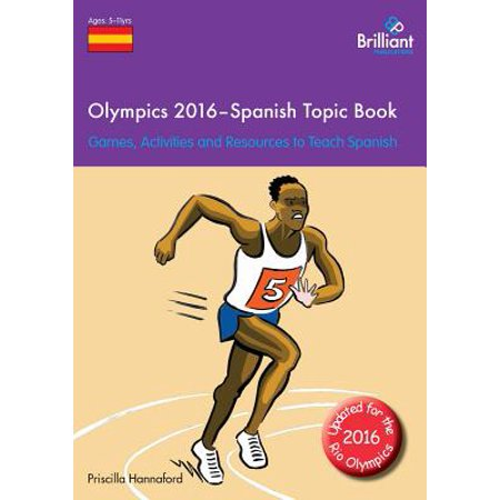 Olympics 2016 - Spanish Topic Book : Games, Activities and Resources to Teach Spanish](Halloween Resources Spanish)