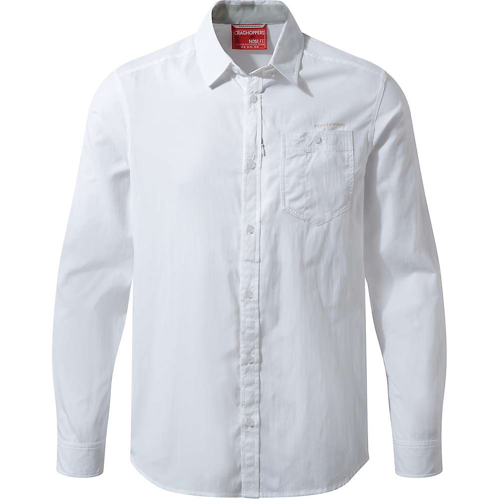 Craghoppers NosiLife Tatton LS Shirt