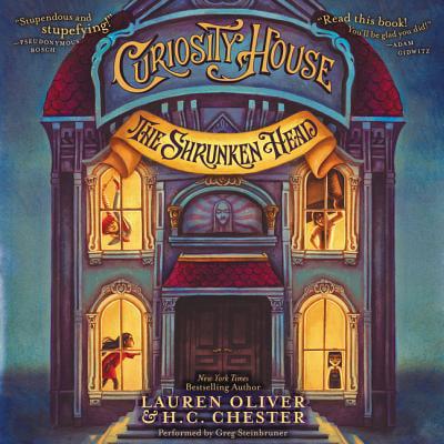 Curiosity House: The Shrunken Head - Audiobook](Shrunken Head From Beetlejuice)