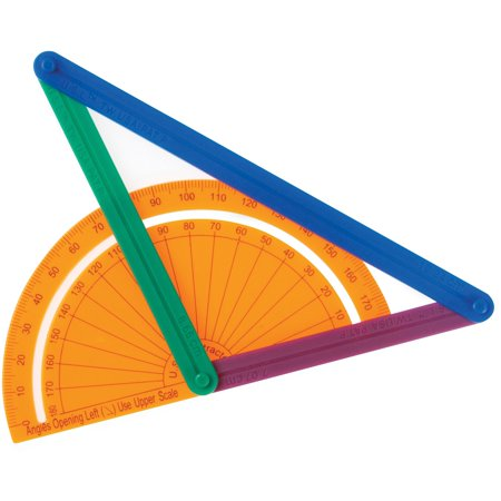 Learning Resources AngLegs Geometry Angles Set