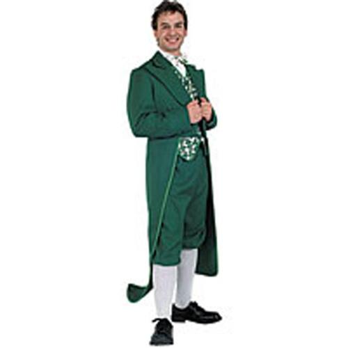 Rubies Costume Co R90321-L St Patricks Day Deluxe Leprechaun Adult Size Large