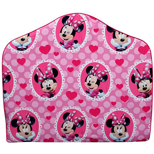 Disney Minnie Mouse Headboard Cover by Jay Franco & Sons