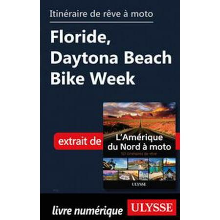 itinéraire de rêve à moto - Floride, Daytona Beach Bike Week - eBook - Halloween Daytona Beach