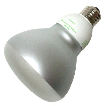 Litetronics 45950   Mb 900Dl 8W Br30 Ff Lw Cold Cathode Screw Base Compact Fluorescent Light Bulb