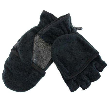 Kamisco Fleece Running Gloves Clothing