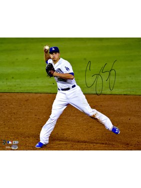 Corey Seager Los Angeles Dodgers Fanatics Authentic Autographed 16