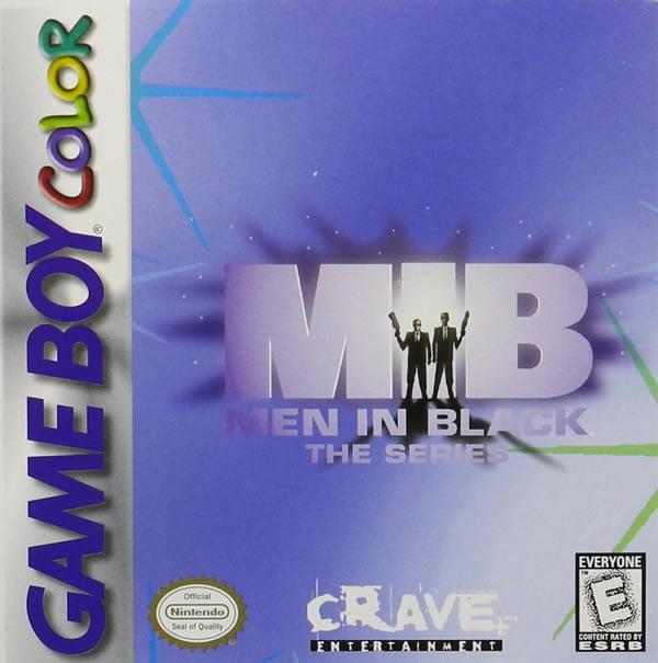 Men In Black Game Boy Color