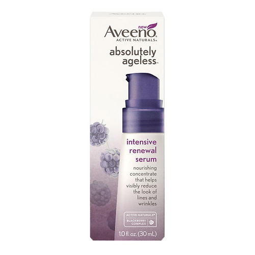 Aveeno Active Naturals Absolutely Ageless Intensive Renew...