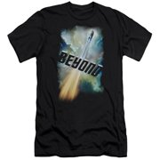 Star Trek Beyond Beyond Poster Mens Premium Slim Fit Shirt