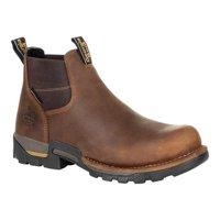 Men's Georgia Boot GB00315 Eagle One Waterproof Chelsea Work Boot