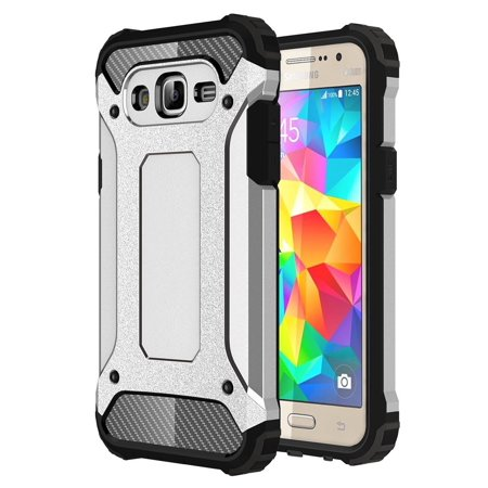 J2 Prime Case, Galaxy Grand Prime Plus Case, KAESAR Premium Anti-scratch Dual