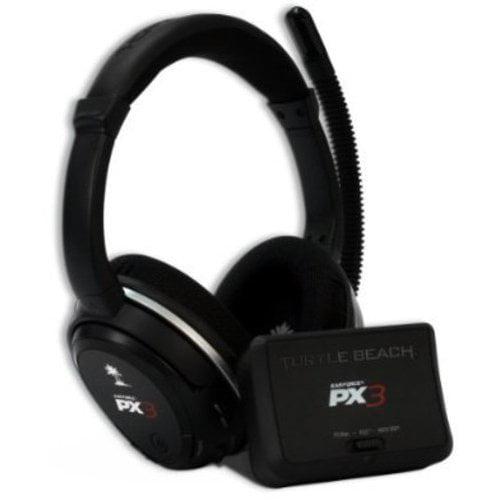 Turtle Beach Ear Force PX3 Programmable Wireless Headset (PS3)