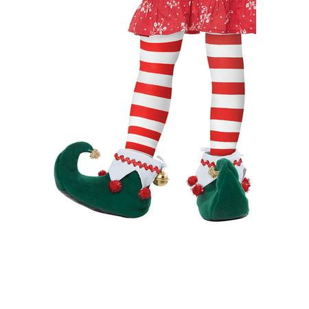 Child Elf Shoes - Making Elf Shoes