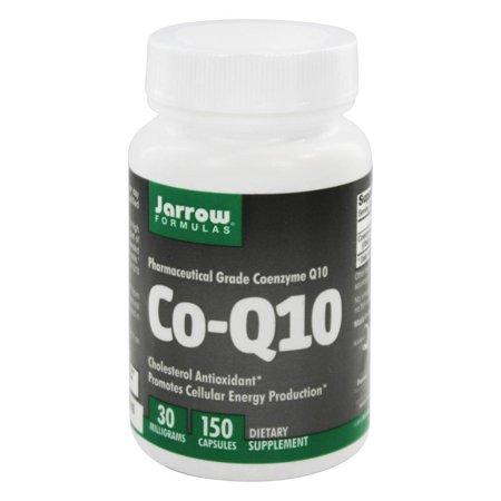 Jarrow Formulas   Co Q10 30 Mg    150 Capsules