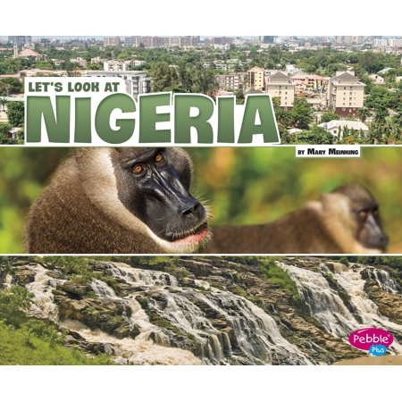 Let's Look at Countries: Let's Look at Nigeria (Hardcover)