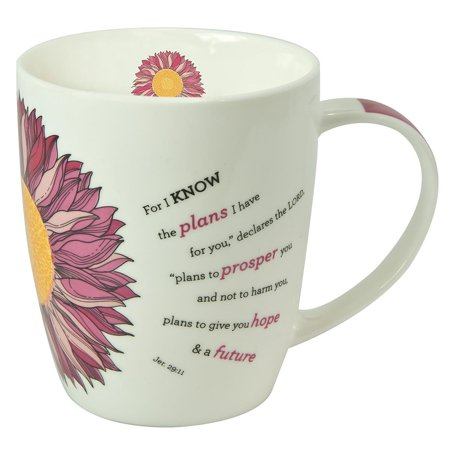 13 Oz Mug - Flower Jer 29