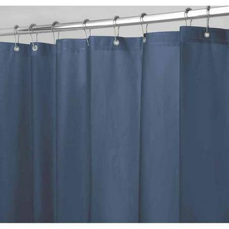 InterDesign Mildew Free EVA 55 Gauge Shower Curtain Liner Various Sizes