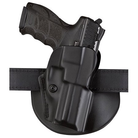 SAFARILAND 5198 PADDLE HOLSTER WALTHER P99 THERMOPLASTIC BLACK