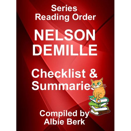 Nelson DeMille: Series Reading Order - with Checklist & Summaries -