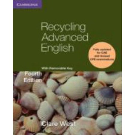 Recycling Advanced English Students Book