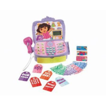 Nickelodeon dora and friends shopping adventure cash - Cocina dora la exploradora fisher price ...