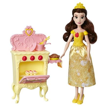 Disney Princess Belles Royal Kitchen, Ages 3 and Up