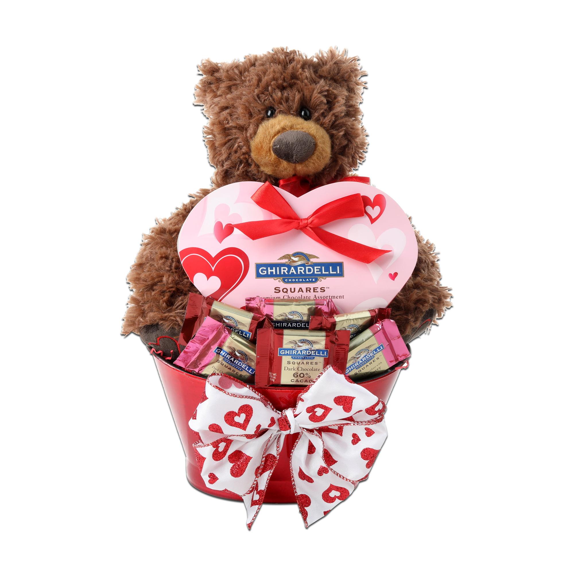 Ghirardelli Chocolate Valentine's Gift