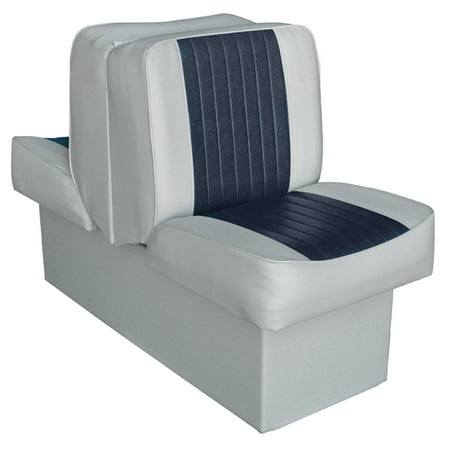 Wise Deluxe Bucket Boat Seat (Wise 8WD707P-1-660 Deluxe Series Lounge Seat,)