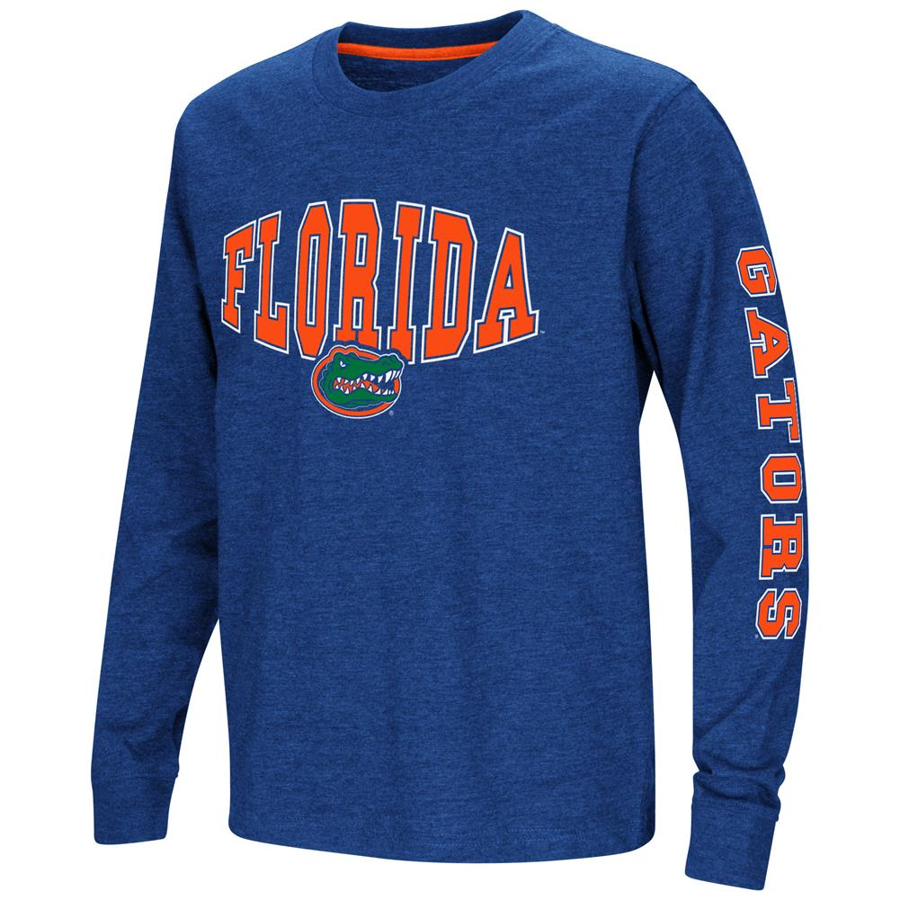 University of Florida Gators Youth Long Sleeve Tee Spike L/S Tee