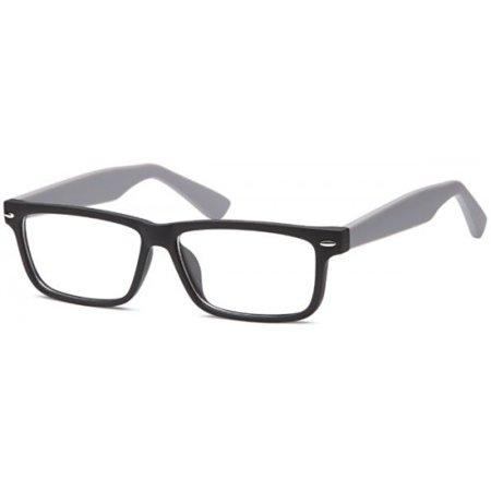 K-Mars Blog Black Grey Plastic Eyeglasses 50mm (Eyeglasses Blog)