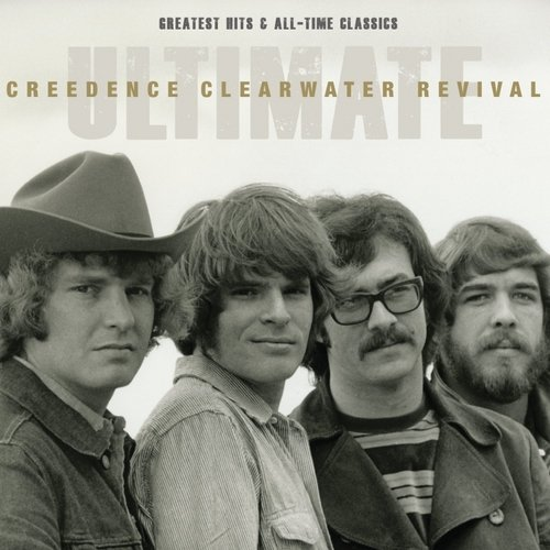 Ultimate CCR: Greatest Hits & All-Time Classics (3 Disc Box Set)