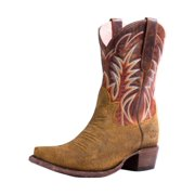 Lane Western Boots Womens Cowboy Dirt Road Dreamer Honey Brick JG0003A