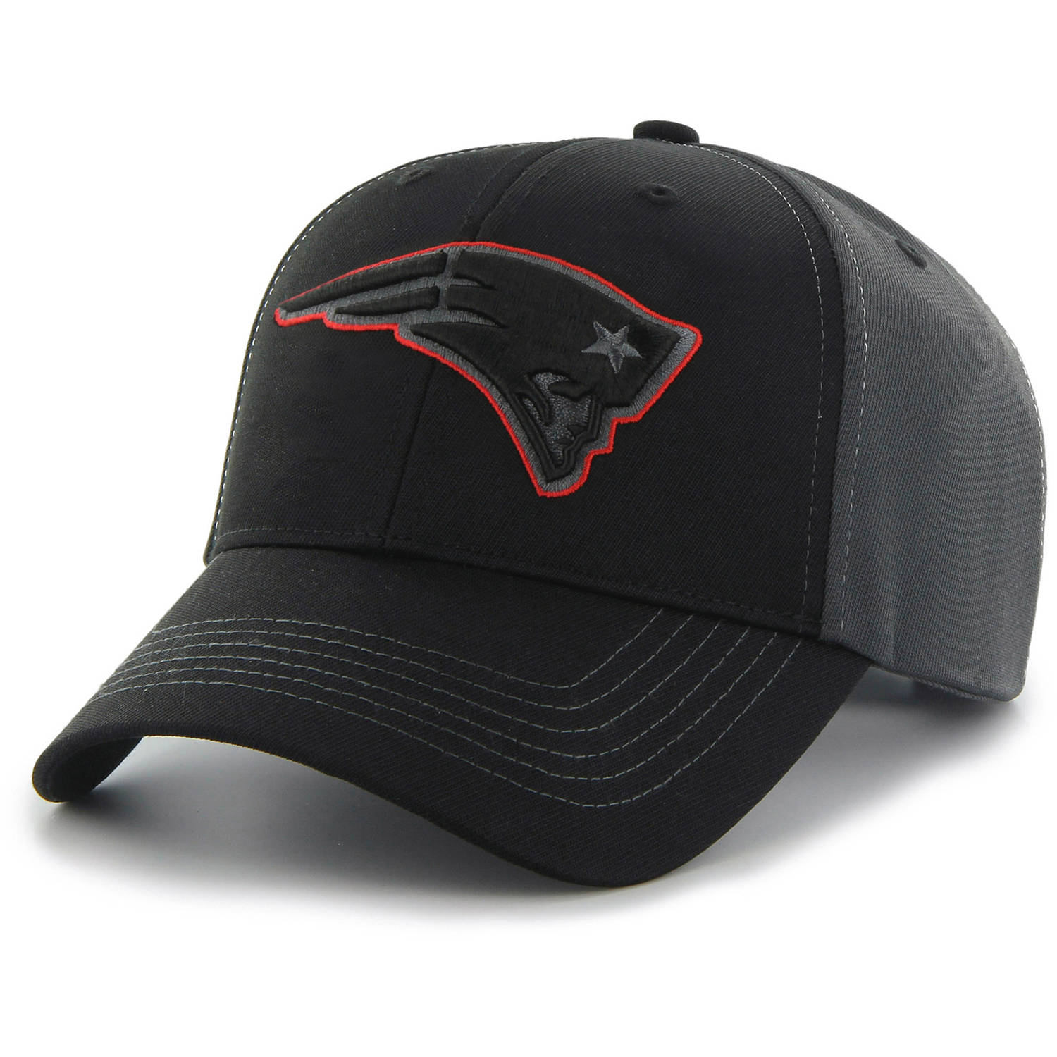 NFL New England Patriots Mass Blackball Cap - Fan Favorite