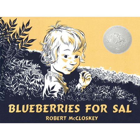 Comp Seal (Blueberries for Sal (Hardcover))